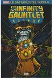 Marvel Le Battaglie del Secolo 13: Il Guanto dell'Infinito I, Dio