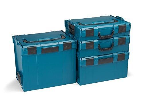 Bosch Sortimo L-BOXX Set Gr 1- 4 (grün)