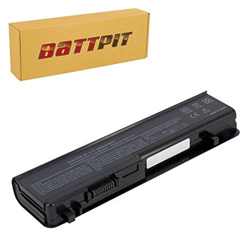Battpit Laptop Akku für Dell N856P U164P OW077P Studio 1745 1747 1749 - [6 Zellen/4400mAh/49Wh]