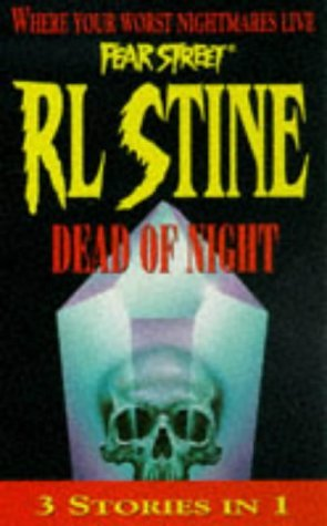 Dead of Night: Haunted/The Halloween Party/The Sleepwalker (Fear Street Omnibus #3) by R. L. Stine (1997-11-03)