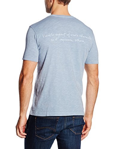 Marc O'Polo Herren T-Shirt 624224651776 bluegrey 805