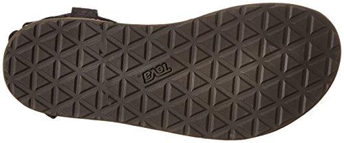 Teva - Original Sandal Ltr Diam. W's, Sandali sportivi Donna Nero (513 black)