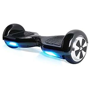 Windgoo Hover Board 6.5 Pouces,Smart Scooter Gyropode Auto-équilibrage 2 * 350W Self Balance Board avec LED Scooter électrique Skateboard pour Enfants et Adultes