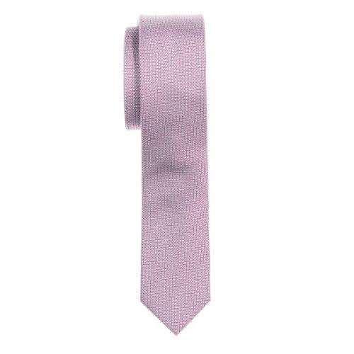 Benvenuto Herren Krawatte 69502287151438, Gr. one size, Pink (1438 Sachet Pink)
