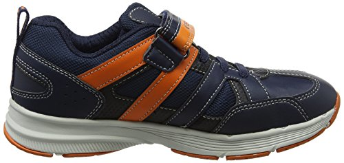 Geox Boys J Fly a Low Top Sneakers Trainers