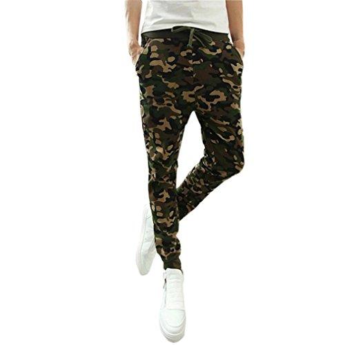 Pantalon Camouflage Pantalons De Sport Pantalons Chino Pantalons Jogging  Pantalon Fitness Pantalons Décontractés Mode Skinny Mince Pantalons Grande  Taille ...