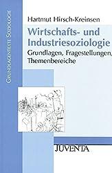Wirtschafts- und Industriesoziologie: Grundlagen, Fragestellungen, Themenbereiche (Grundlagentexte Soziologie)