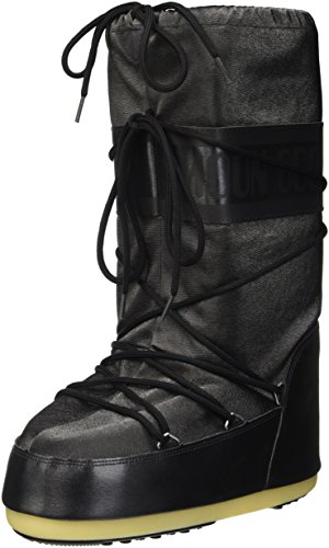 Moon Boot Charme, Scarpe Sportive Outdoor Unisex – Adulto Nero