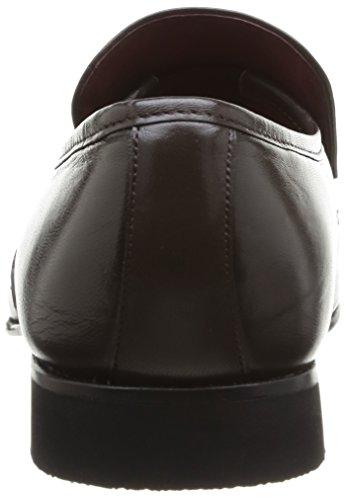 Pierre Cardin Curling, Chaussures de ville homme Marron (Prestige Marron)