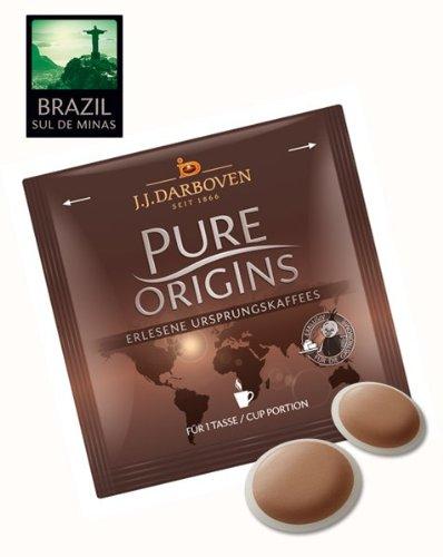 Darboven Pure Origins Kaffeepads Brazil 50er