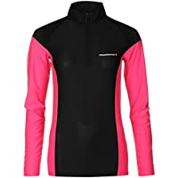 Muddyfox Womens Cycling Long Sleeve Jersey Ladies Lightweight Clothing