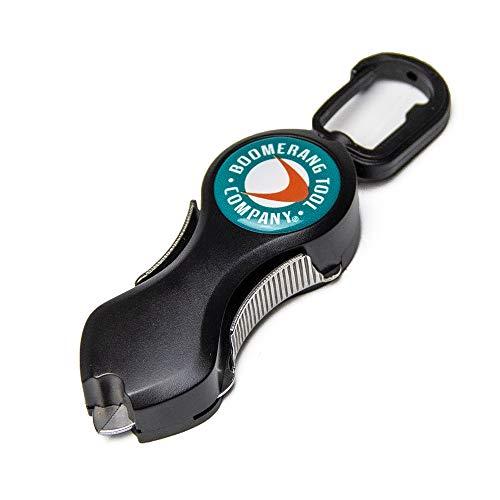 """Boomerang Tool Company Angelschnur-Schneider \""""The Snip\"""", Damen, schwarz"""