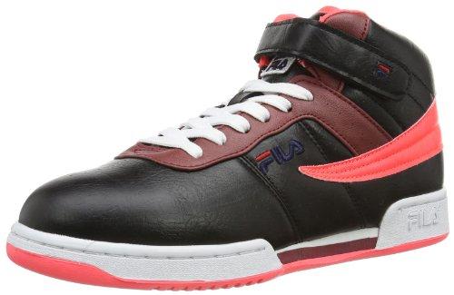 Fila  F-13 MID WMN, Sneakers Basses femme Noir - Noir
