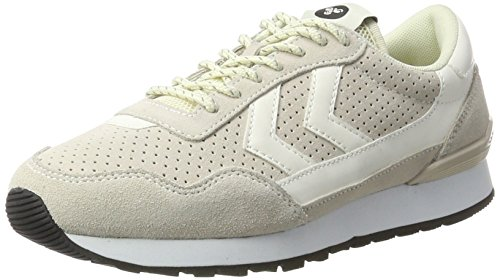 Reflex Mescolato Sneakers bianco Tonali Ii Basse Adulto Hummel 8wx6qdIAd