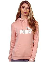 Puma Peach Beige Essential No.1 Style Hoody