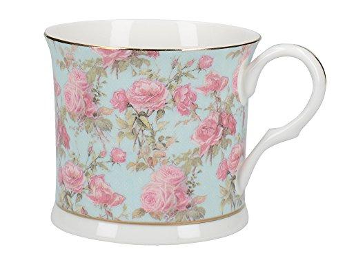 Creative Tops Tasse Fine Bone China Rose Queen-Beiner Palace Bone China Fine China Mug