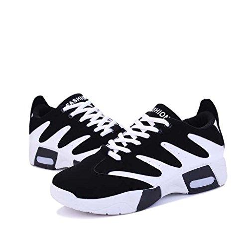 Zxcv Chaussures De Plein Air Hommes Chaussures De Sport En Plein Air Marche Yoga Lac Plage Jardin Parc Conduite Bateau Noir