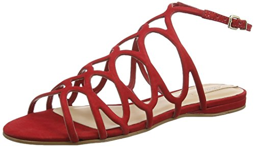 ALDO Signoressa, Sandales femme Rouge - Red (Red Nabuck / 63)