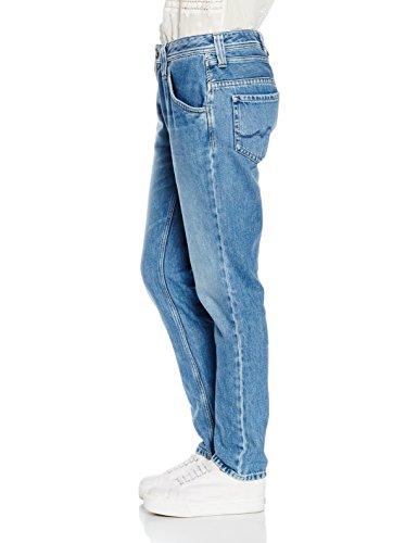 Pepe Jeans Damen Jeans Idoler Blau (Denim 000-K59)