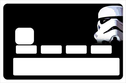 Stickers CB, decoratif, pour carte bancaire, Starship Troopers- crée par le DgedeNice -autocollant de haute qualité, création & fabrication Française