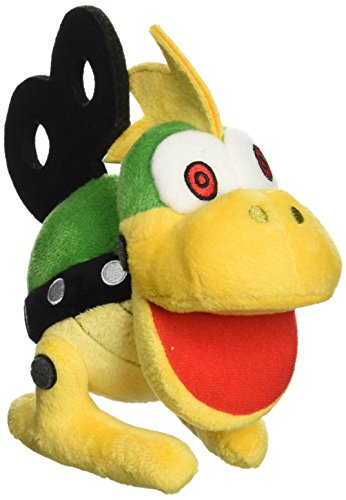 Super Mario - Mecha Koopa Plush - Little Buddy - 15cm 6""