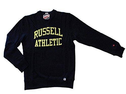 Russell Athletic Felpa chiusa semplice A50021190NA/S