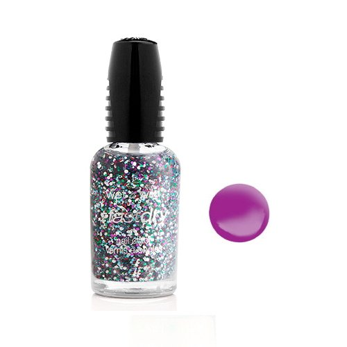 (3 Pack) WET N WILD Fastdry Nail Color - FuchsiaRama (DC)