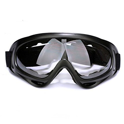 Z-P Unisex Adult Fashionable Outdoor Ski Equipment Snowboard Cycling Hiking Driving Wind Goggles UV400