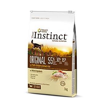 True Instinct Original Poulet Nourriture pour Chat 7 kg