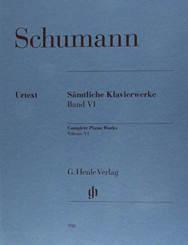 Pièces pour piano Vol.6 - Piano