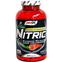 Amix Nitric Oxide 120 Caps by Amix