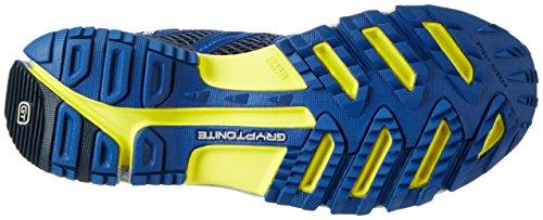 Columbia Mountain Masochist Iii, Chaussures de Running Compétition Homme Bleu (Royal/collegiate Navy 476)