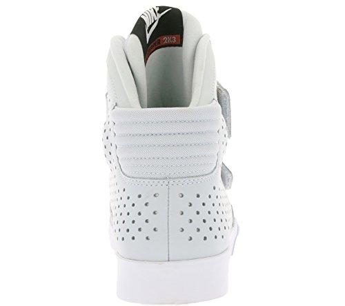 Nike Flystepper 2k3 Prm, Chaussures de Sport Homme gris - Gris (Gris (Pure Platinum/Pr Pltnm-White))