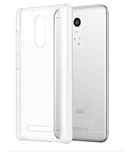 Shop Buzz Transparent Back Cover For Xiaomi Redmi Note 4 - TPU Silicon Back for Xiaomi Redmi Note 4  available at amazon for Rs.139