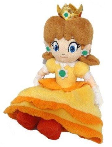 Sanei Super Mario Prinzessin Daisy Plüsch-Spielzeug