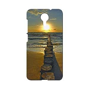 BLUEDIO Designer Printed Back case cover for Micromax Canvas E313 - G6363