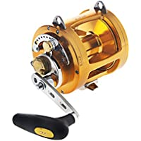 TICA CARRETE TEAM SB50M GOLDEN SERIES 6RRB 50LB DRAG MAX 18 KG