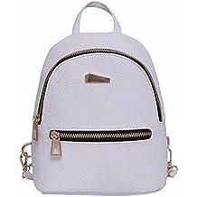 Amazon.es: mochilas de viaje - Blanco