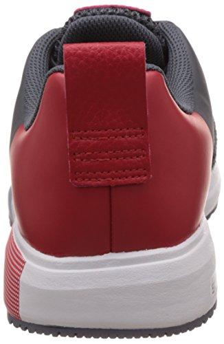 adidas Madoru 2 M, tour de formation homme Gris / Rojo (Onix / Onix / Rojint)