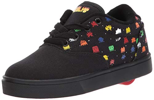 Heelys Zapatillas de Deporte Unisex niño, Multicolor (Black/Droids 000), 35 EU