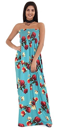 RIDDLEDWITHSTYLE - Robe - Femme * MINT FLORAL