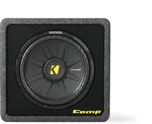 KICKER Bassreflexbox VCompS122 (VCWS122) Kicker 12 Subwoofer
