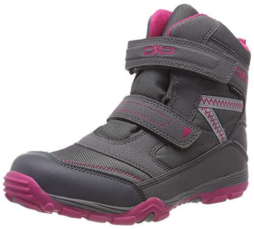 CMP Unisex-Kinder Pyry Bootsportschuhe, Grau (Argento A604), 36 EU