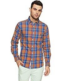 Amazon Brand - House & Shields Men's Casual Shirt