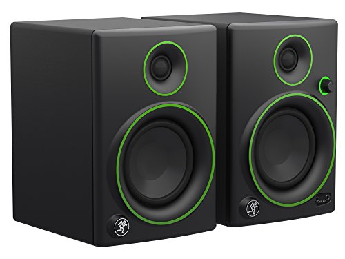 Mackie CR4 4 inch Monitor Speakers