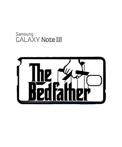 The Bed Father Cool Funny Hipster Swag Mobile Phone Case Back Cover Coque Housse Etui Noir Blanc pour Samsung Note 2 Black Noir