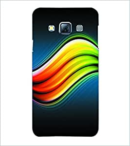 PRINTSWAG PAINT Designer Back Cover Case for SAMSUNG GALAXY A3