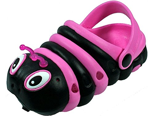 Beastie Shoes Kids Girls Boys Animal Clog Summer Shoes Walking Slippers