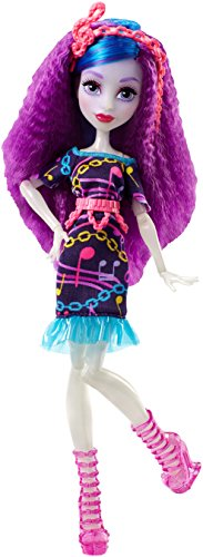 Mattel Monster High DVH68 - Elektrisiert Ari Hauntington Puppe