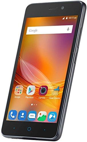 ZTE ZA452.B Blade A452 Smartphone, Nero